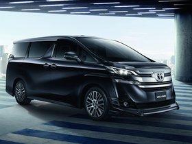 Ver foto 1 de Toyota Vellfire  2015