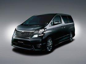 Ver foto 1 de Toyota Vellfire 3.5 Z Platinum Selection II GGH20W 2010