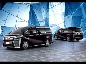 Ver foto 2 de Toyota  Vellfire Executive Lounge Z  2018