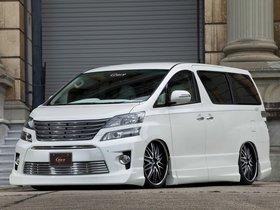 Ver foto 3 de Toyota Vellfire by Crave 2012