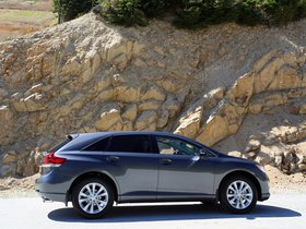Ver foto 2 de Toyota Venza Redwood Edition  2015