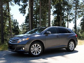 Fotos de Toyota Venza Redwood Edition  2015