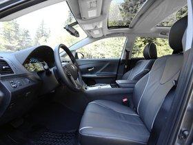 Ver foto 8 de Toyota Venza Redwood Edition  2015