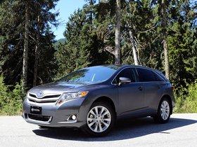 Ver foto 6 de Toyota Venza Redwood Edition  2015