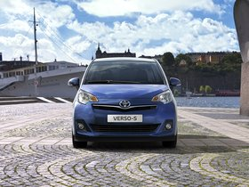Ver foto 6 de Toyota Verso-S 2010