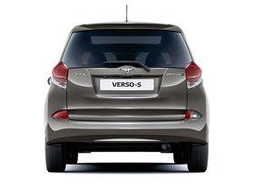 Ver foto 4 de Toyota Verso S 2014