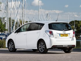 Ver foto 18 de Toyota Verso UK 2013