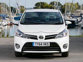 Ver foto 12 de Toyota Verso UK 2013
