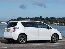 Ver foto 10 de Toyota Verso UK 2013