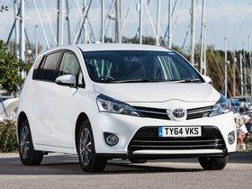 Ver foto 8 de Toyota Verso UK 2013