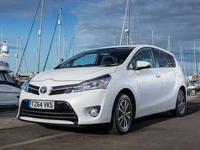 Ver foto 6 de Toyota Verso UK 2013