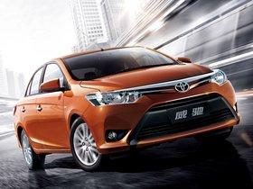 Fotos de Toyota Vios China 2013