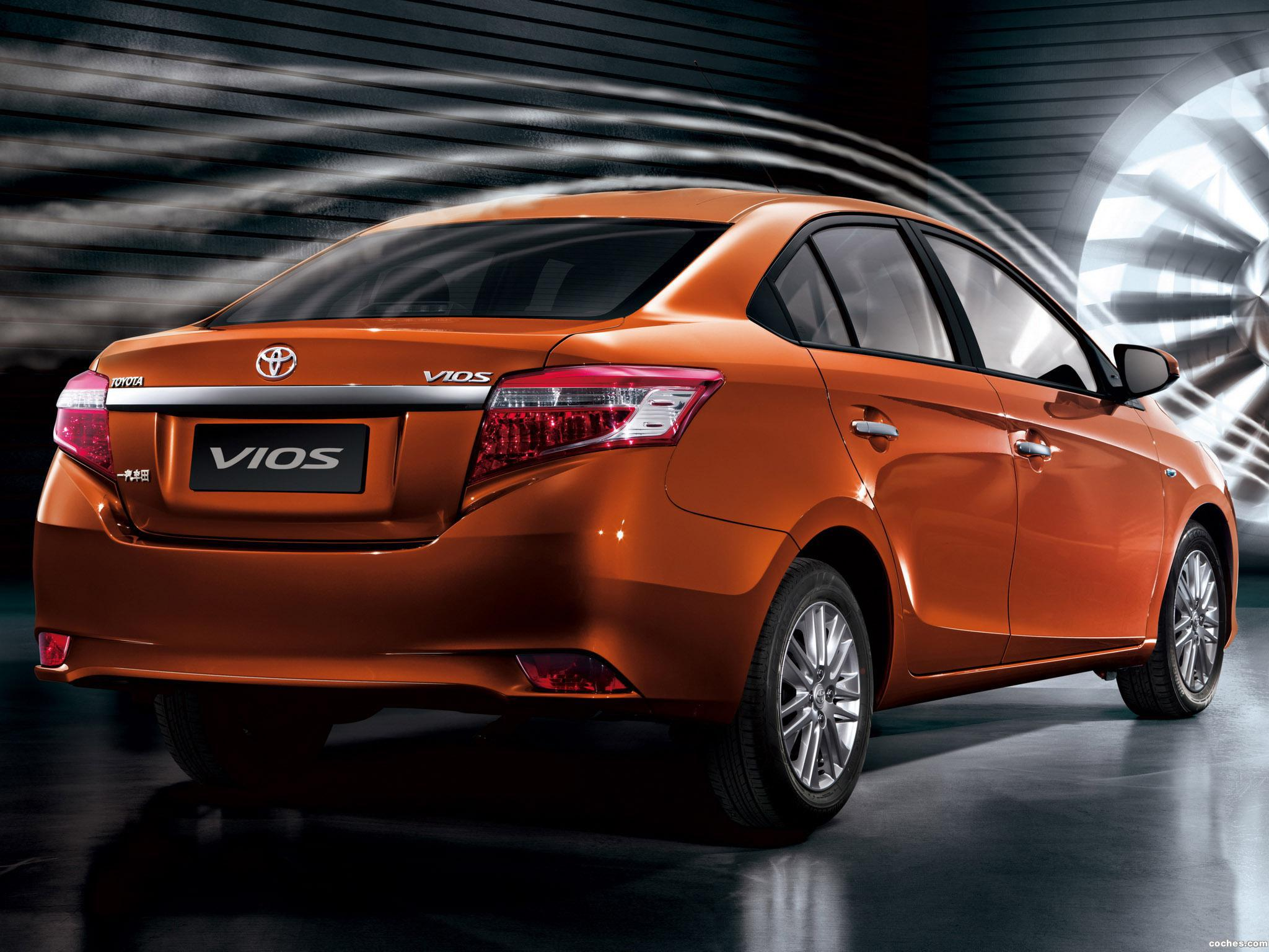 Foto 1 de Toyota Vios China 2013
