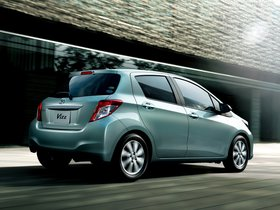 Ver foto 7 de Toyota Vitz 2011