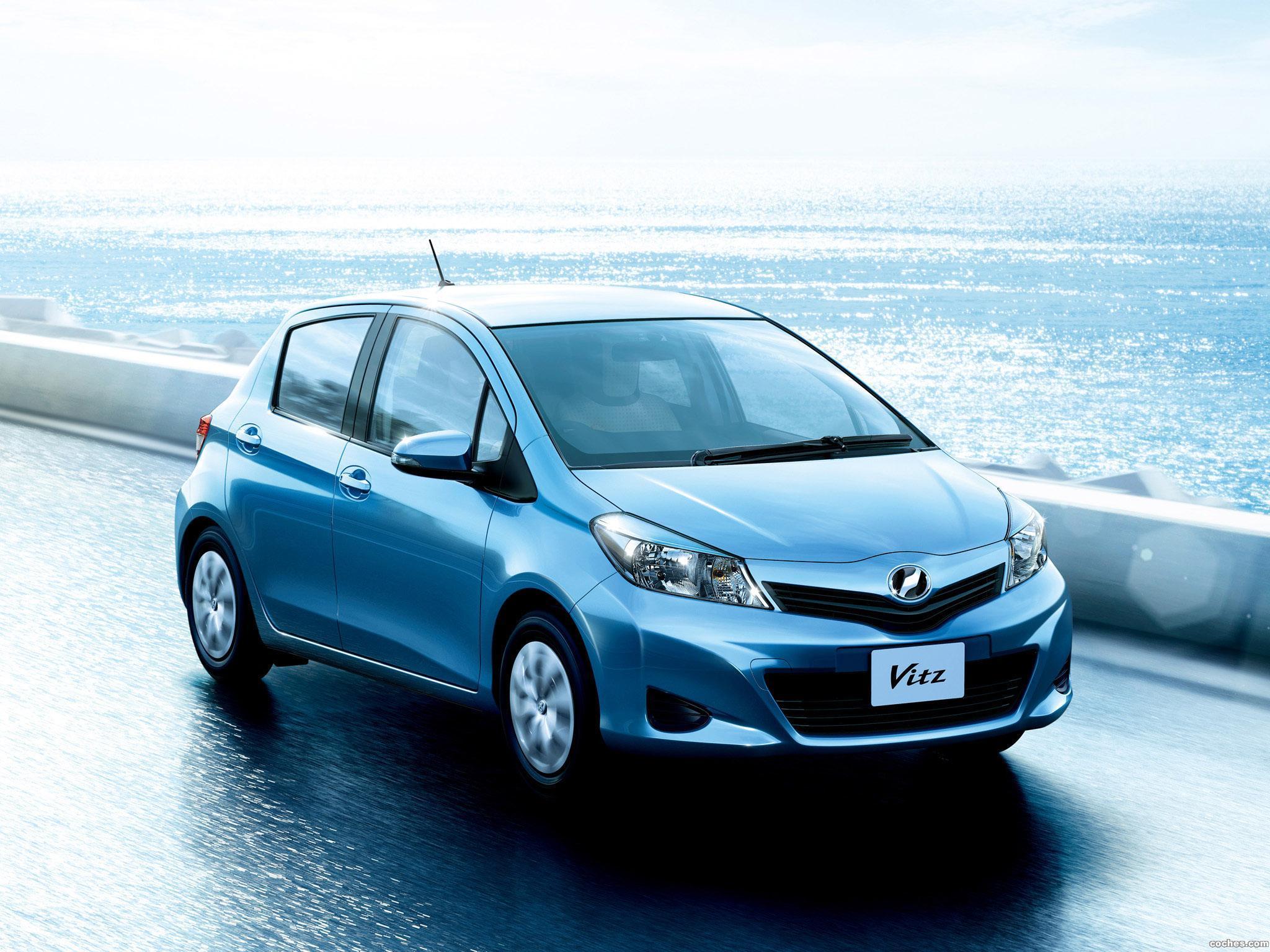 Foto 0 de Toyota Vitz 2011