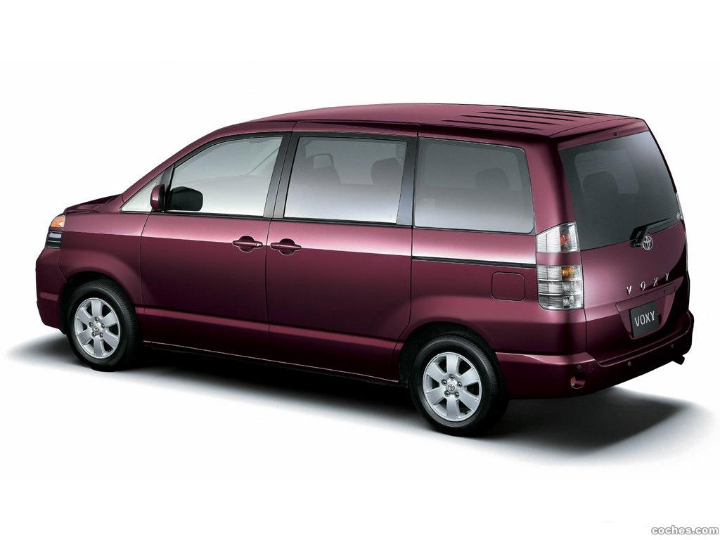 Foto 3 de Toyota Voxy 2001