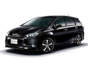 Ver foto 1 de Toyota Wish 1.8S Monotone 2013