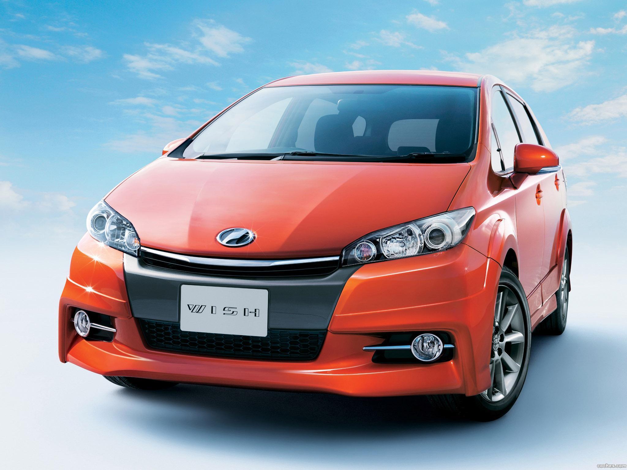 Foto 0 de Toyota Wish 2.0Z 2012
