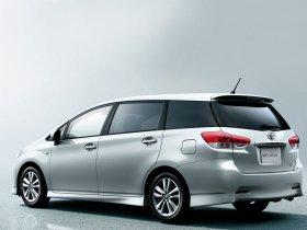 Ver foto 4 de Toyota Wish 2009