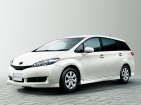 Fotos de Toyota Wish