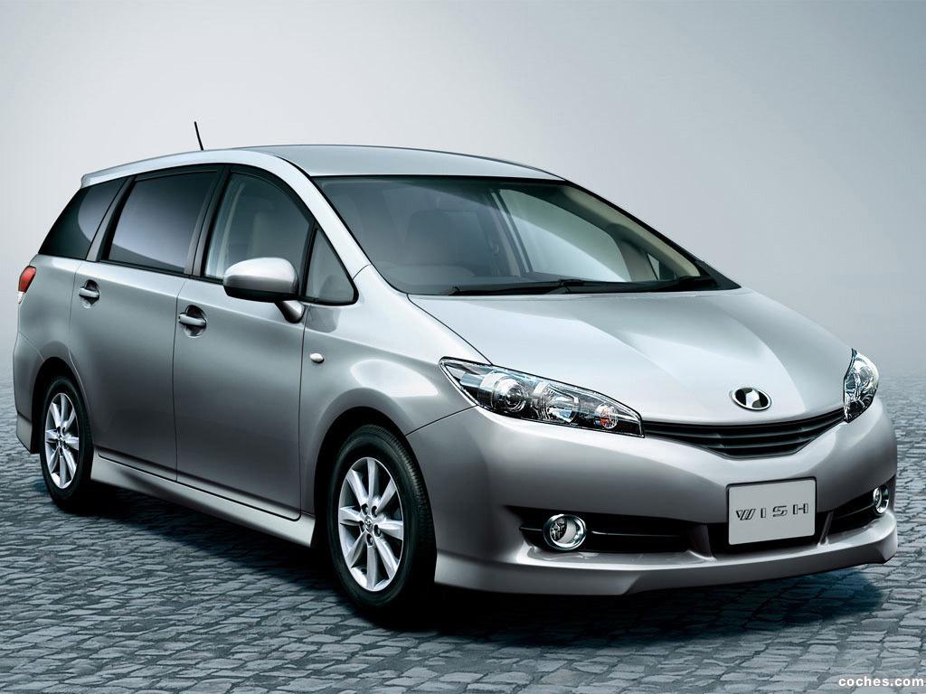 Foto 6 de Toyota Wish 2009