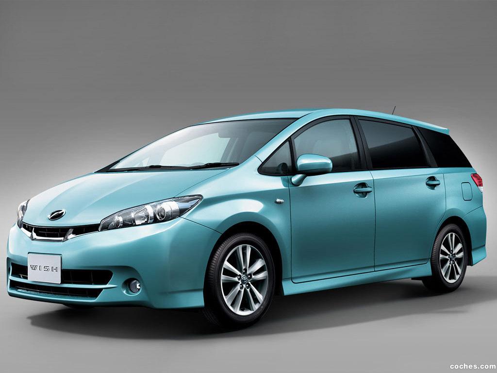 Foto 2 de Toyota Wish 2009