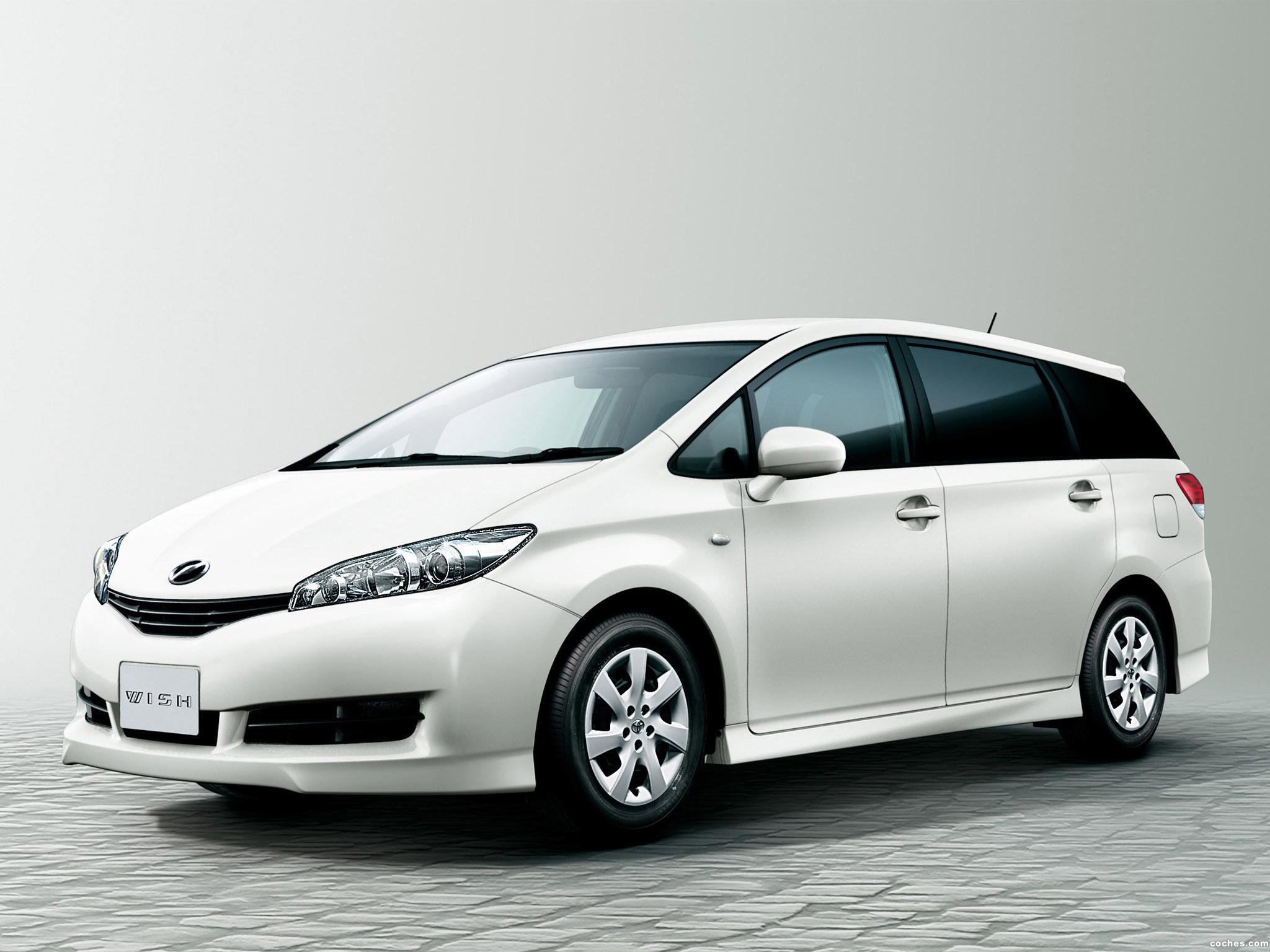 Foto 0 de Toyota Wish 2009
