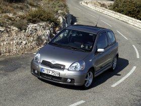 Ver foto 24 de Toyota Yaris 2003