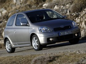 Ver foto 19 de Toyota Yaris 2003