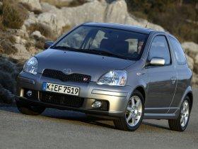 Ver foto 15 de Toyota Yaris 2003