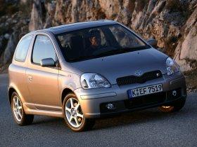 Ver foto 14 de Toyota Yaris 2003
