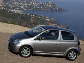 Ver foto 9 de Toyota Yaris 2003
