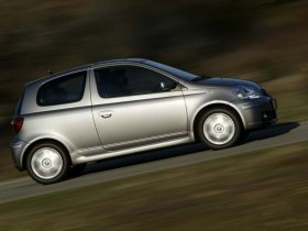Ver foto 8 de Toyota Yaris 2003