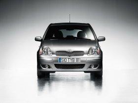Ver foto 7 de Toyota Yaris 2003