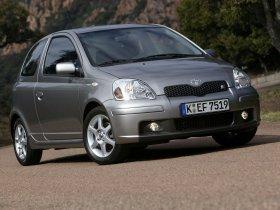 Ver foto 1 de Toyota Yaris 2003