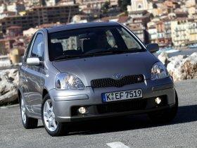 Ver foto 28 de Toyota Yaris 2003
