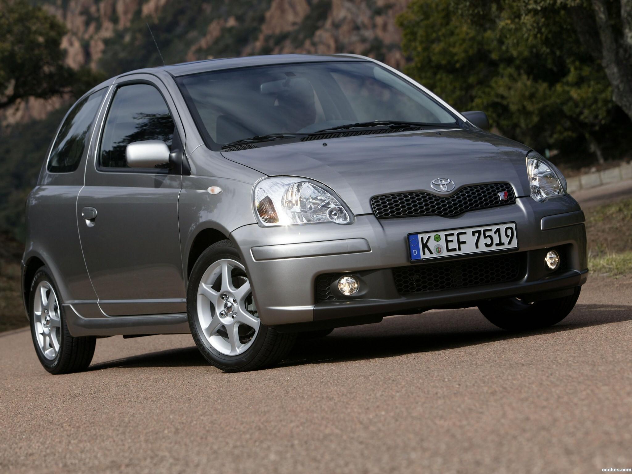 Foto 0 de Toyota Yaris 2003