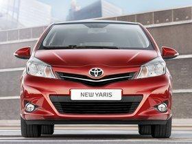 Ver foto 16 de Toyota Yaris 5 puertas 2011