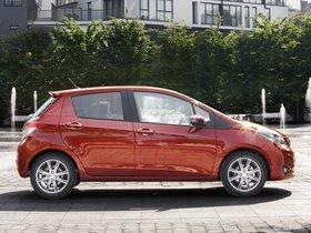 Ver foto 10 de Toyota Yaris 5 puertas 2011
