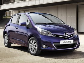 Ver foto 7 de Toyota Yaris 5 puertas 2011
