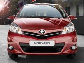 Ver foto 3 de Toyota Yaris 5 puertas 2011