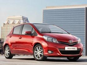 Ver foto 19 de Toyota Yaris 5 puertas 2011
