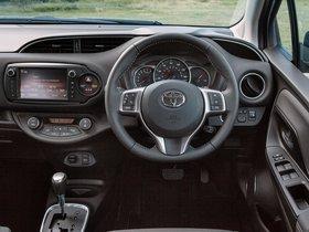 Ver foto 19 de Toyota Yaris 5 puertas UK 2014