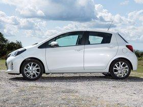 Ver foto 8 de Toyota Yaris 5 puertas UK 2014