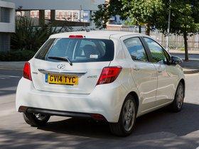 Ver foto 7 de Toyota Yaris 5 puertas UK 2014