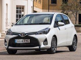 Ver foto 16 de Toyota Yaris 5 puertas UK 2014