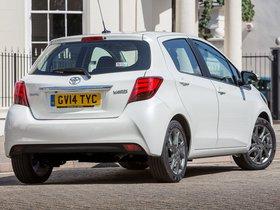 Ver foto 15 de Toyota Yaris 5 puertas UK 2014