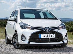 Ver foto 14 de Toyota Yaris 5 puertas UK 2014