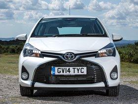 Ver foto 13 de Toyota Yaris 5 puertas UK 2014