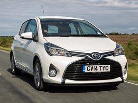 Ver foto 11 de Toyota Yaris 5 puertas UK 2014